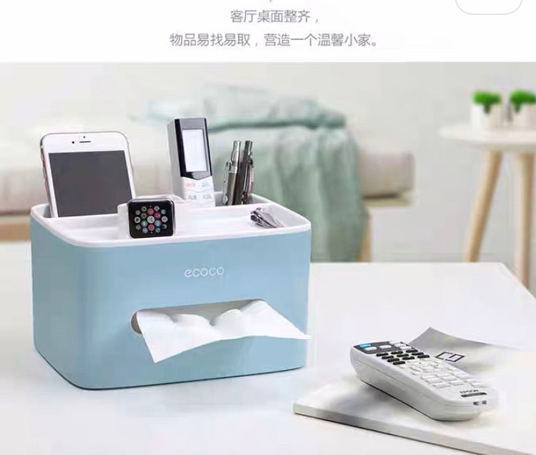 REMOTE CONTROL TISSUE BOX - HOME & LIVING | JIAG STORE Lifestyle Home Improvement