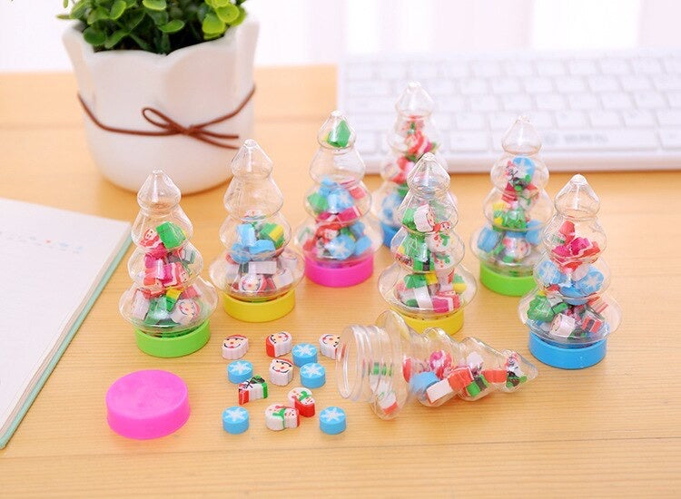 CHRISTMAS TREE ERASER SET (3 BOTTLES/SET) -  | JIAG STORE Lifestyle Home Improvement