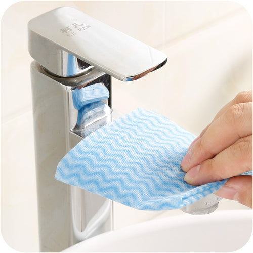 DISPOSABLE NON-WOVEN WIPE - HOME & LIVING | JIAG STORE Lifestyle Home Improvement