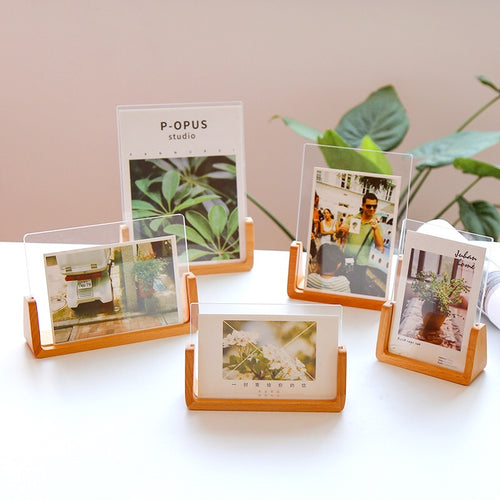 6 INCH U-SHAPED PHOTO FRAME - HOME & LIVING | JIAG STORE Lifestyle Home Improvement