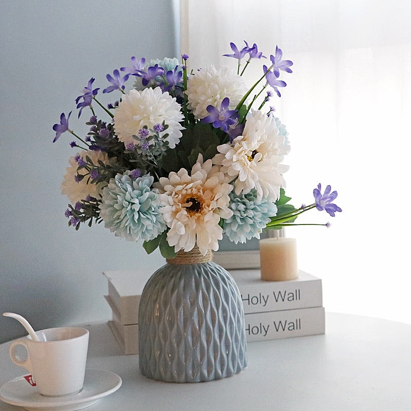 NORDIC STYLE ARTIFICIAL FLOWER (32cm) - HOME & LIVING | JIAG STORE Lifestyle Home Improvement