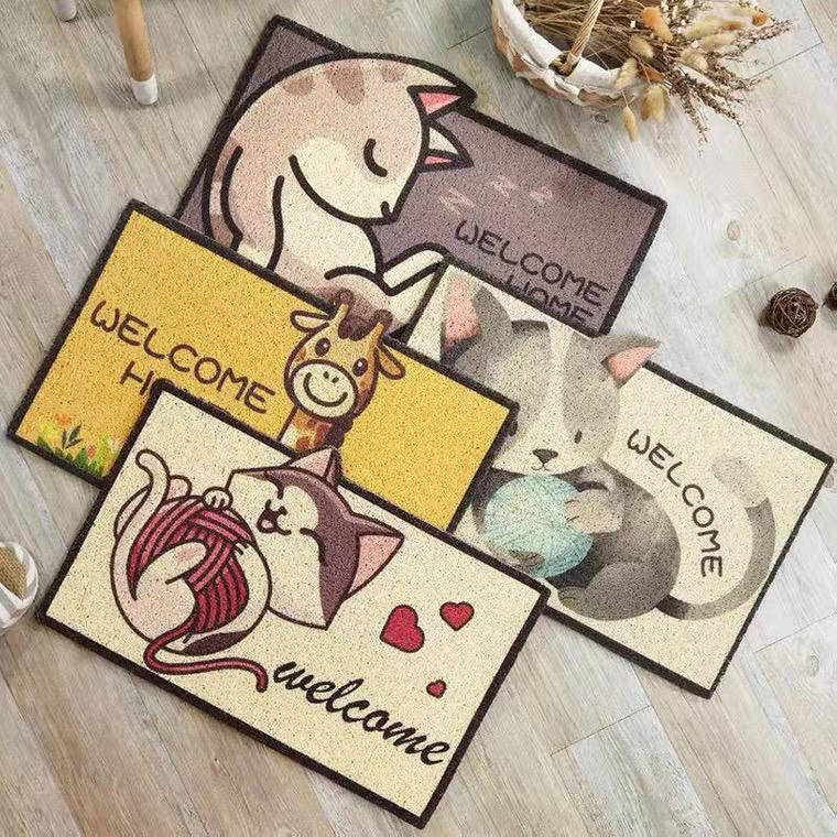 ANIMAL SHAPED WIRE ENCLOSURE DOOR MAT/CARPET - HOME & LIVING | JIAG STORE Lifestyle Home Improvement