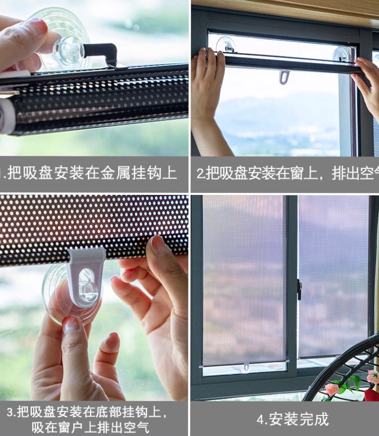 WINDOW SUNLIGHT BLOCKER - HOME & LIVING | JIAG STORE Lifestyle Home Improvement