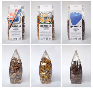 Upgraded Granola variety pack