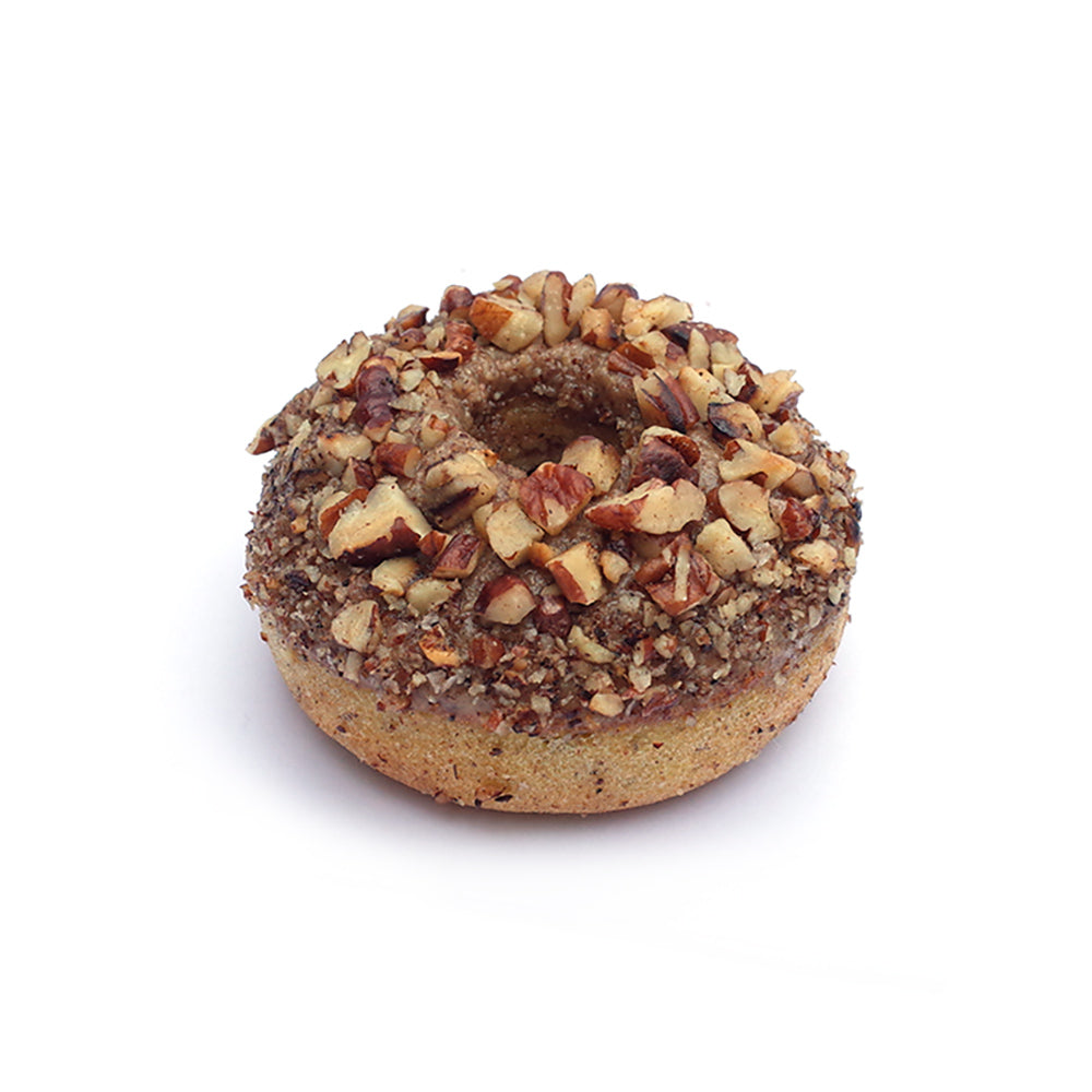 The O-mega – Keto donut with pecans