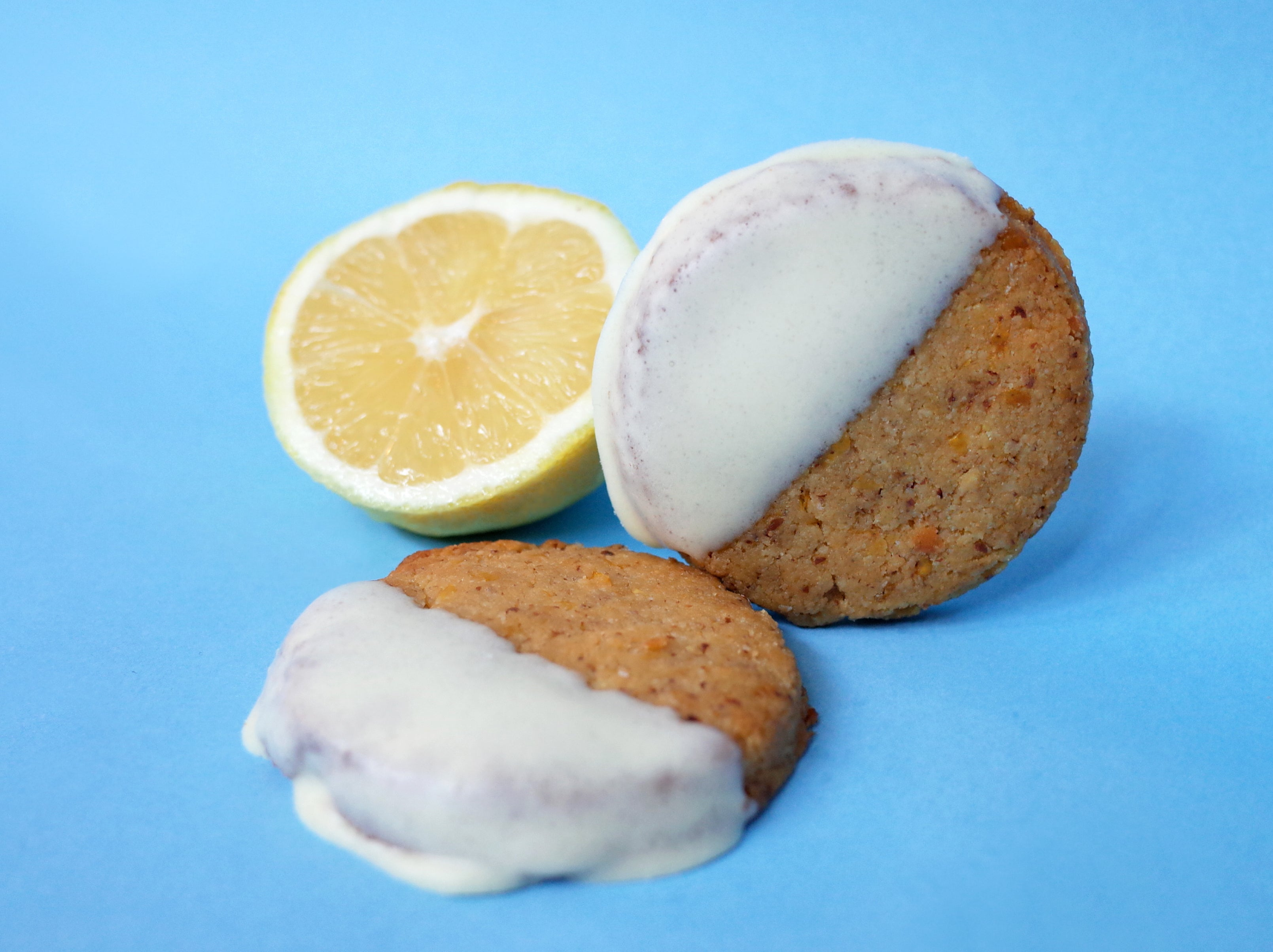 Lemon Moon cookie 2-pack