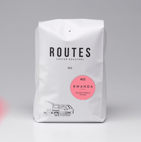 Routes Single Origin Rwanda
