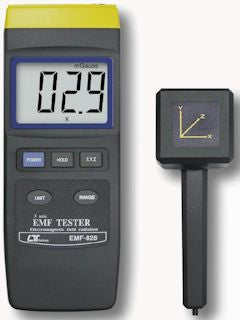 EMF-828 Triaxial ELF EMF Meter