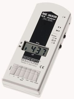 ELF-3830B High Quality ELF/VLF EMF meter