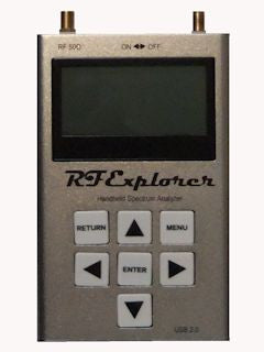 RF Explorer Spectrum Analyzer