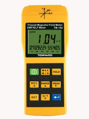 TM-192D Triaxial ELF EMF Meter with data logging