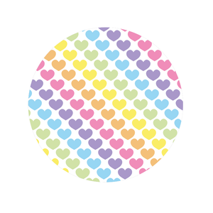 POP Color Hearts