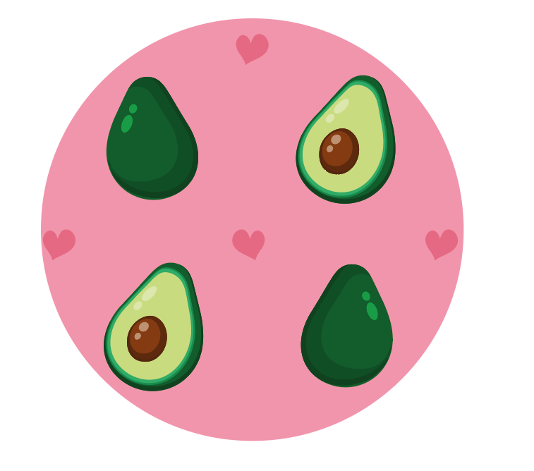 POP Avocado Love