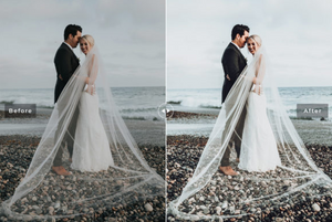 Presetslyᵀᴹ 112 Wedding Desktop / Mobile  Lightroom Presets Pack 2020