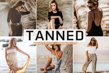 Load image into Gallery viewer, Presetslyᵀᴹ Tanned Lightroom Presets Pack