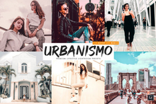 Load image into Gallery viewer, Presetslyᵀᴹ Urbanismo Lightroom Presets Pack