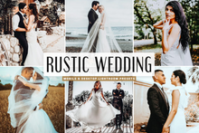 Load image into Gallery viewer, Presetslyᵀᴹ 112 Wedding Desktop / Mobile  Lightroom Presets Pack 2020