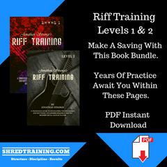 Riff Training PDF Bundle