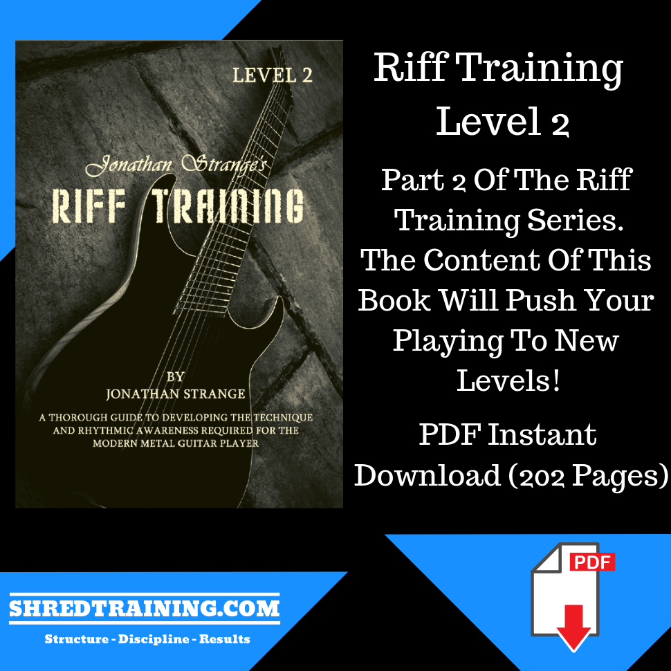 Riff Training Level 2 PDF