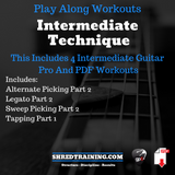 Intermediate Technique Bundle
