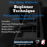 Beginner Workout Bundle