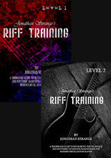 Riff Training Bundle