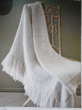 Load image into Gallery viewer, patterns for alpaca 14py brushed knitting yarn