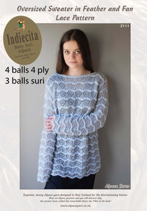 patterns for suri alpaca silk knitting yarn
