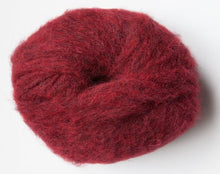 Load image into Gallery viewer, alpaca 14ply brushed claret melange