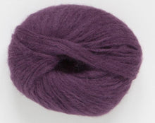 Load image into Gallery viewer, Alpaca 14ply brushed aubergine