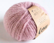 Load image into Gallery viewer, Cozee Alpaca dusky pink