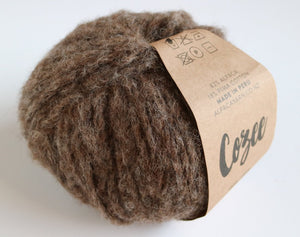 Cozee Alpaca Brown
