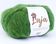 Load image into Gallery viewer, Laja alpaca merino chunky grass