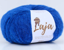 Load image into Gallery viewer, Laja alpaca merino chunky royal blue