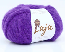 Load image into Gallery viewer, Laja alpaca merino chunky violet
