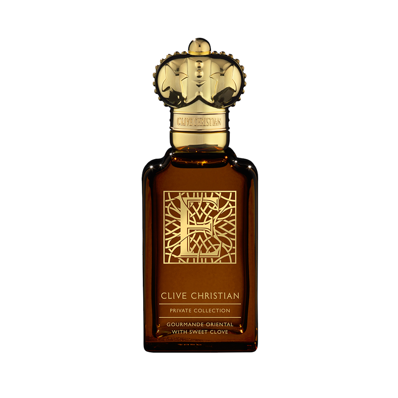 E for MEN - Gourmande Oriental with Sweet Clove