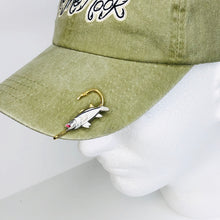 Load image into Gallery viewer, SNOOK HOOKIT© Hat Hook - Fishing Hat Clip