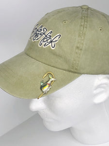 TARPON HOOKIT© Hat Hook - Fishing Hat Clip