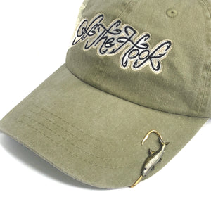 BONEFISH HOOKIT© Hat Hook - Fishing Hat Clip