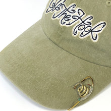 Load image into Gallery viewer, DON'T TREAD ON ME HOOKIT -Fish Hat Hook - Hat Clip - Brim Clip - Purse Clip - Money Clip