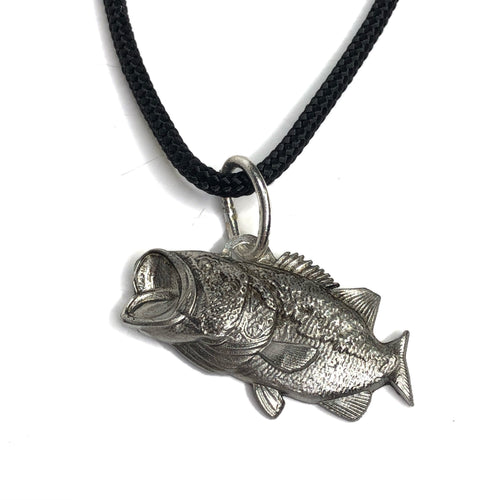 LARGE MOUTH BASS  PENDENT