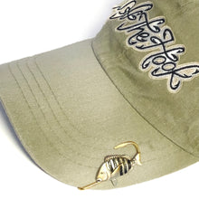Load image into Gallery viewer, SHEEPSHEAD HOOKIT© Hat Hook - Fishing Hat Clip