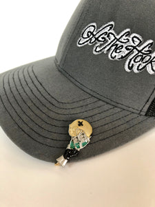 NEW ORLEANS SAINTS HOOKIT© Hat Hook