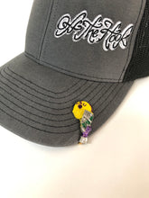 Load image into Gallery viewer, LSU HOOKIT© Hat Hook - Fishing Hat Clip