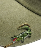 Load image into Gallery viewer, ALLIGATOR HOOKIT© Hat Hook - Fishing Hat Clip