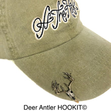 Load image into Gallery viewer, DEER ANTLER HOOKIT© Hat Hook
