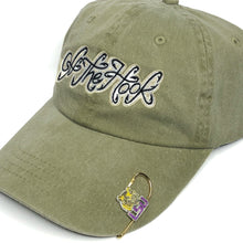 Load image into Gallery viewer, LSU TIGER HOOKIT© Hat Hook - Fishing Hat Clip