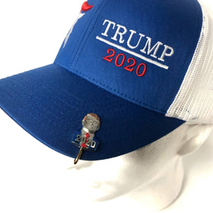 TRUMP HOOKIT© Hat Hook