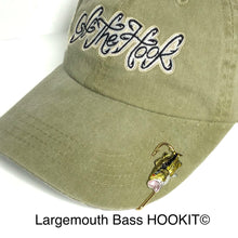 Load image into Gallery viewer, LARGE MOUTH BASS HOOKIT© Hat Hook
