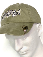Load image into Gallery viewer, LARGEMOUTH BASS HOOKIT© Hat Hook - Fishing Hat Clip